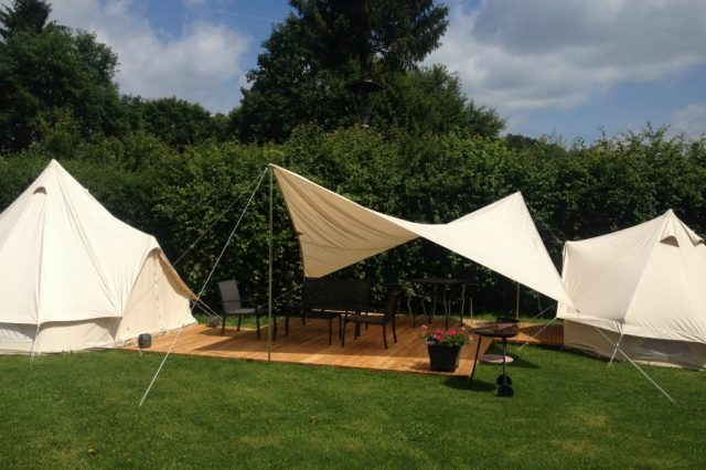 Glamping Tent for 2