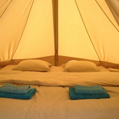 Glamping Tent for 2 people